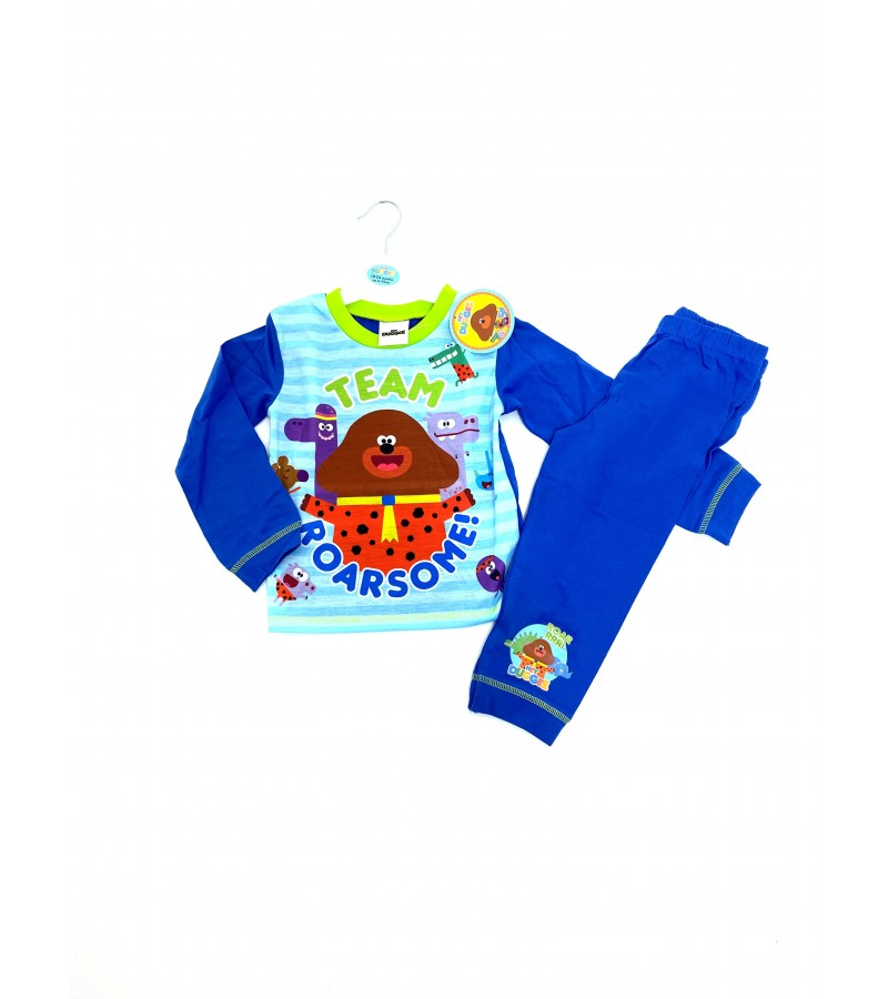 Hey Duggee 'Team Roarsome!' Boys Pyjamas PACK OF 6
