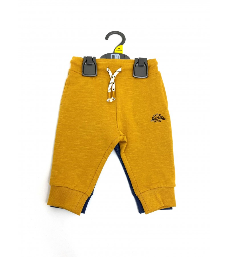 Ex M--e Baby Boys 2 Pack of Joggings Pants PACK OF 7
