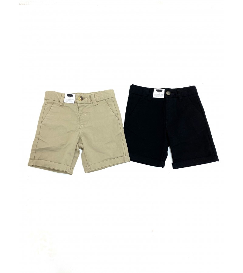 Ex Store Boys Twill Shorts PACK OF 10