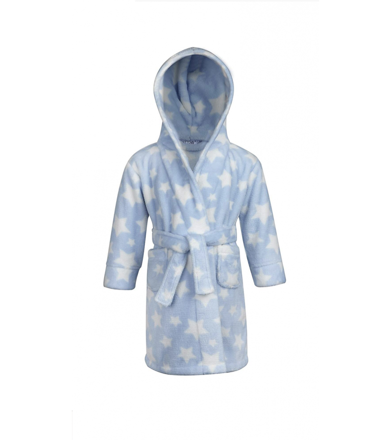 4bbd51ae6ecd4 Babytown 'Star' Baby Boys Dressing Gown PACK OF 4