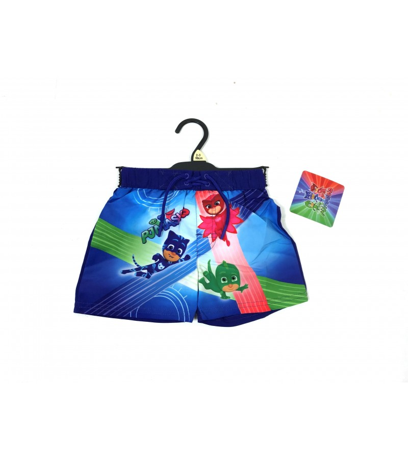 PJ Mask Boys Swimming Shorts PACK OF 5