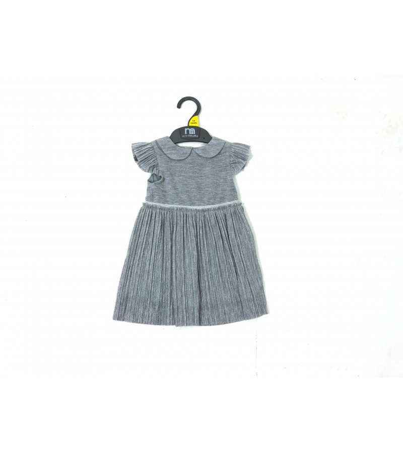 Mothercare Grey Girls Dress PACK OF 10