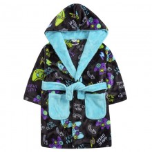 Minikidz 'Game Over' Boys Dressing Gown PACK OF 4