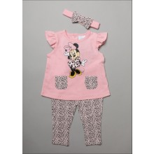 Disney Baby 'Minnie  Mouse' Baby Girls Set PACK OF 4