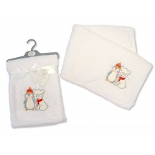 Snuggle Baby 'Christmas' Baby Wrap PACK OF 5