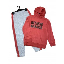 Ex Store Boys 'Weekend Warrior' Loungerwear PACK OF 7