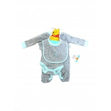 Disney Baby 'Winnie The Pooh' 3 Pieces Set PACK OF 4