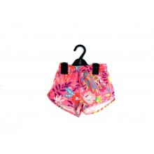 Ex Store Girls 'Floral' Swim Shorts PACK OF 10