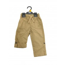 Ex M--e Baby Boys Beige Cargo Pants PACK OF 10