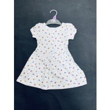 Ex M-e 'Floral' Baby Girls Dress PACK OF 10
