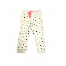 Ex Store 'Hearts' Girls Jogpants PACK OF 5