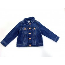 Ex Store Girls Dark Denim Jacket PACK OF 10