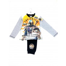 Star Wars 'The Mandalorian'  Boys Pyjamas PACK OF 6