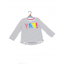 Ex Store Striped Girls Top PACK OF 10