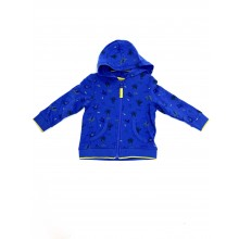 Ex M_e 'Monster' Baby Boys Zipped Hoodie PACK OF 6