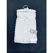 Rock A Bye Baby Unisex White Bubble Wrap PACK OF 6