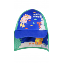 Peppa Pig 'George - Treasure Hunters' Boys Legionnaire Summer Hat PACK OF 5