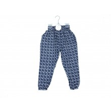 REDUCED PRICE Mini Moi Girls Patterned Harem Trousers PACK OF 8