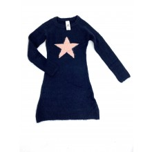 C&A 'Star' Girls Knitted Dress PACK OF 10
