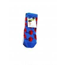 Ex Store 'Space' Boys 5 Pairs of Boys Socks PACK 12