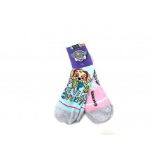 'Paw Patrol' Girls 2 Pair of Socks PACK OF 10