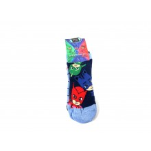 PJ Mask Boys 2 Pair of Socks PACK OF 10