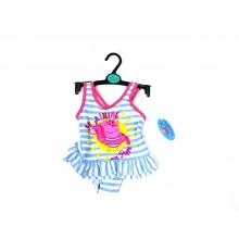 Peppa Pig Girls Swimming Costume  PACK OF 7