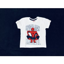 Spider Man Boys White T Shirt PACK OF 10