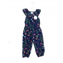 Mini Moi Multi 'Wild Flower Print' Girls Playsuits PACK OF 6