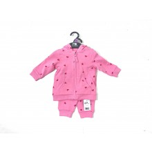 Mothercare 'Butterfly' Baby Girls Jog Suits PACK OF 4