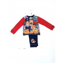 'Postman Pat' Boys Pyjamas PACK OF 6