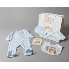 'Guess How Much I Love' Baby Boys 5 Pieces Set  PACK OF 4