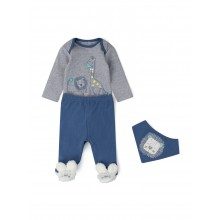 Lily & Jack Baby Boys 3 Pieces Set  PACK OF 6