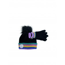 Ex Store Girls Hat and Gloves Set PACK OF 4