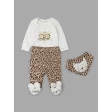 Lily & Jack Baby Girls 3 Pieces Set  PACK OF 6