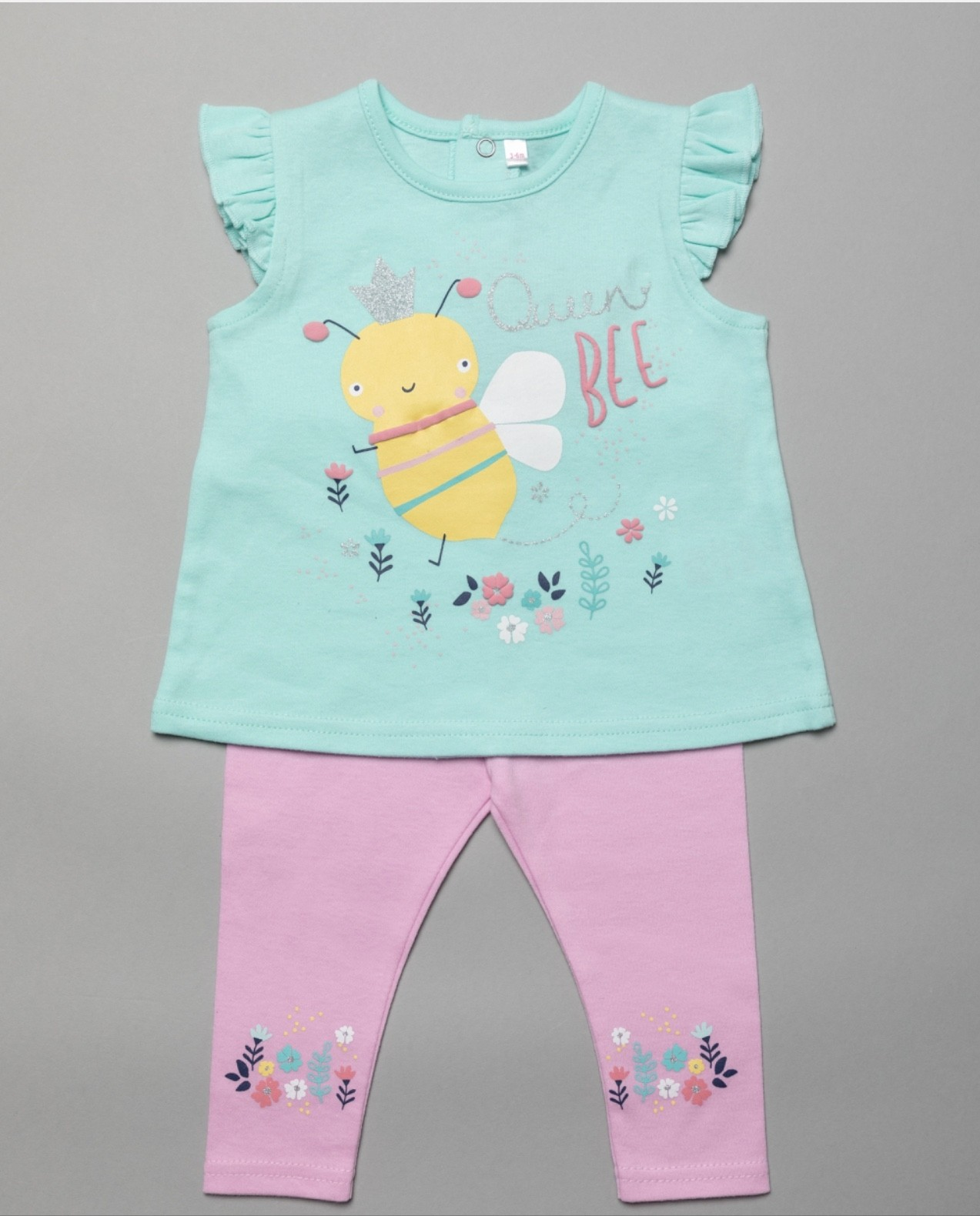Lily & Jack 'Queen Bee' Baby Girls Set  PACK OF 4