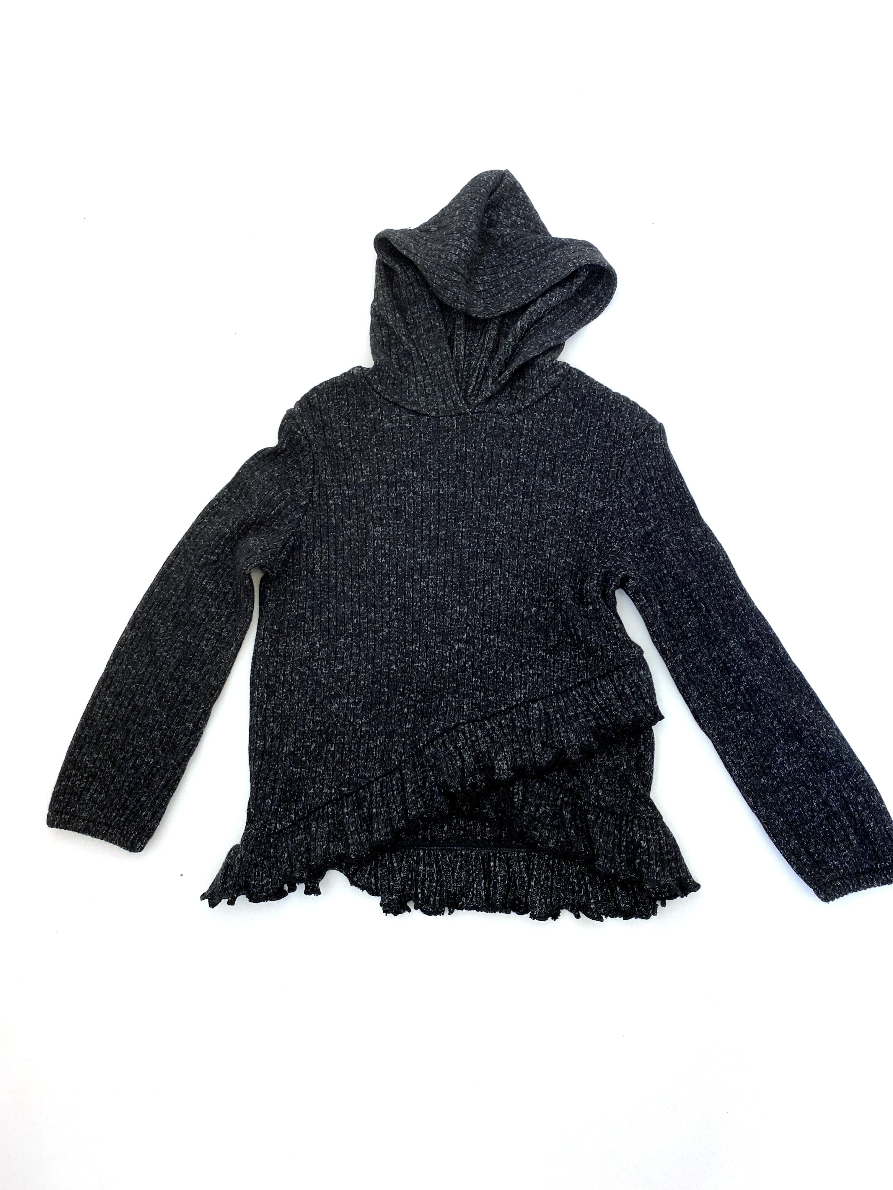 Ex Store Girls Hooded Knitted Top PACK OF 12