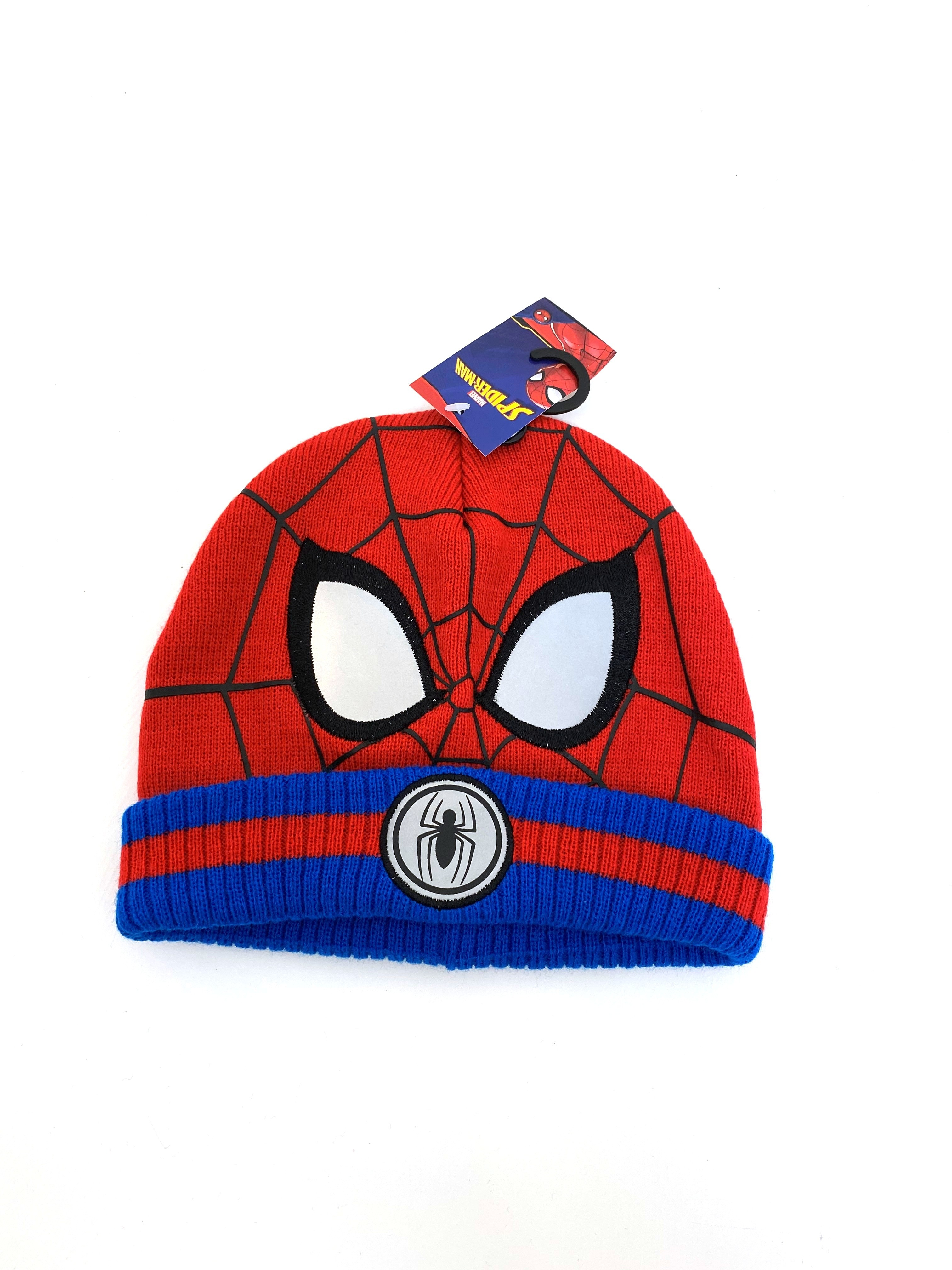 Spider Man Boys Hat  PACK OF 6