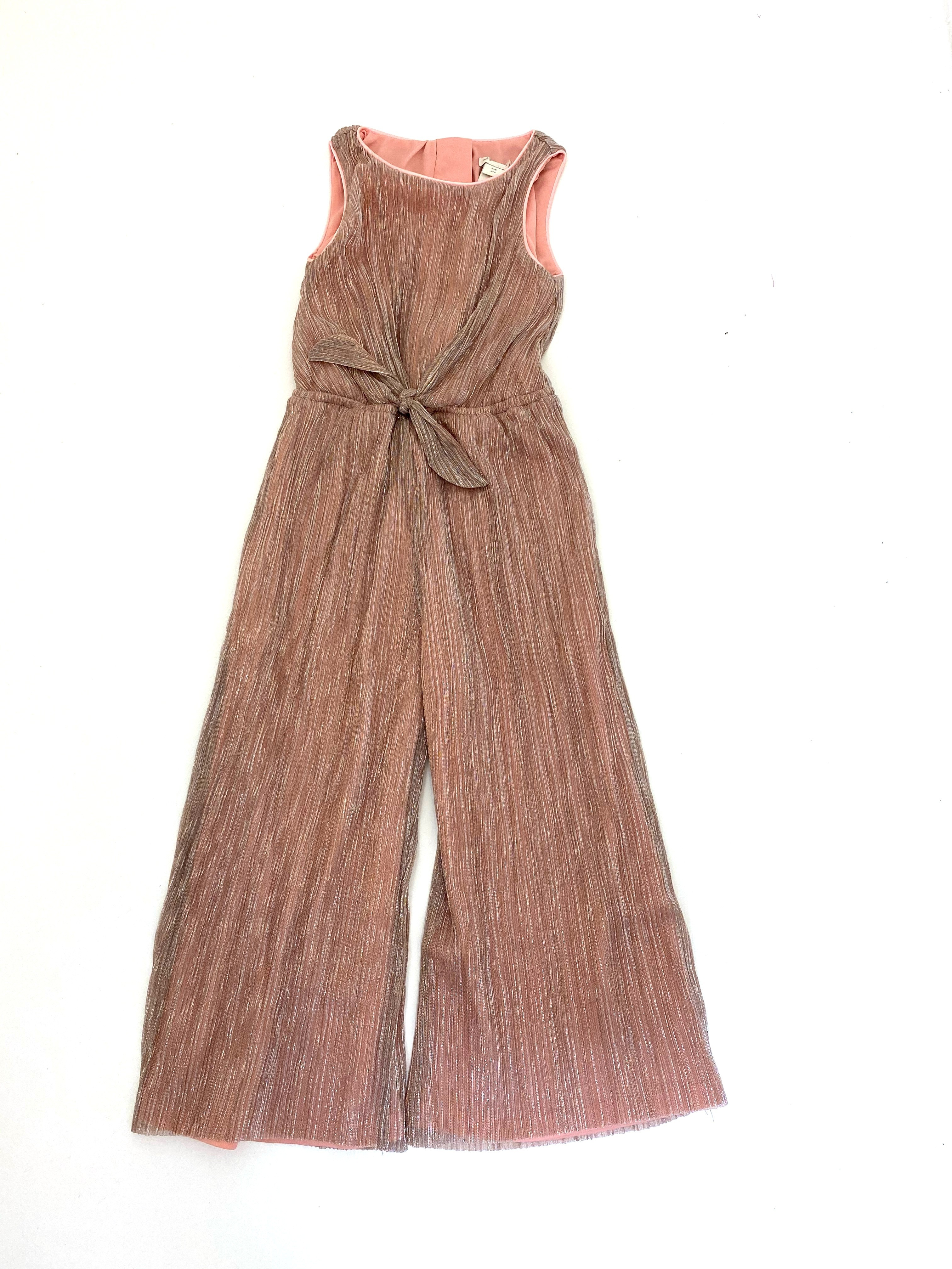 Ex Store  Girls Dusty Pink Jumpsuit PACK OF 10