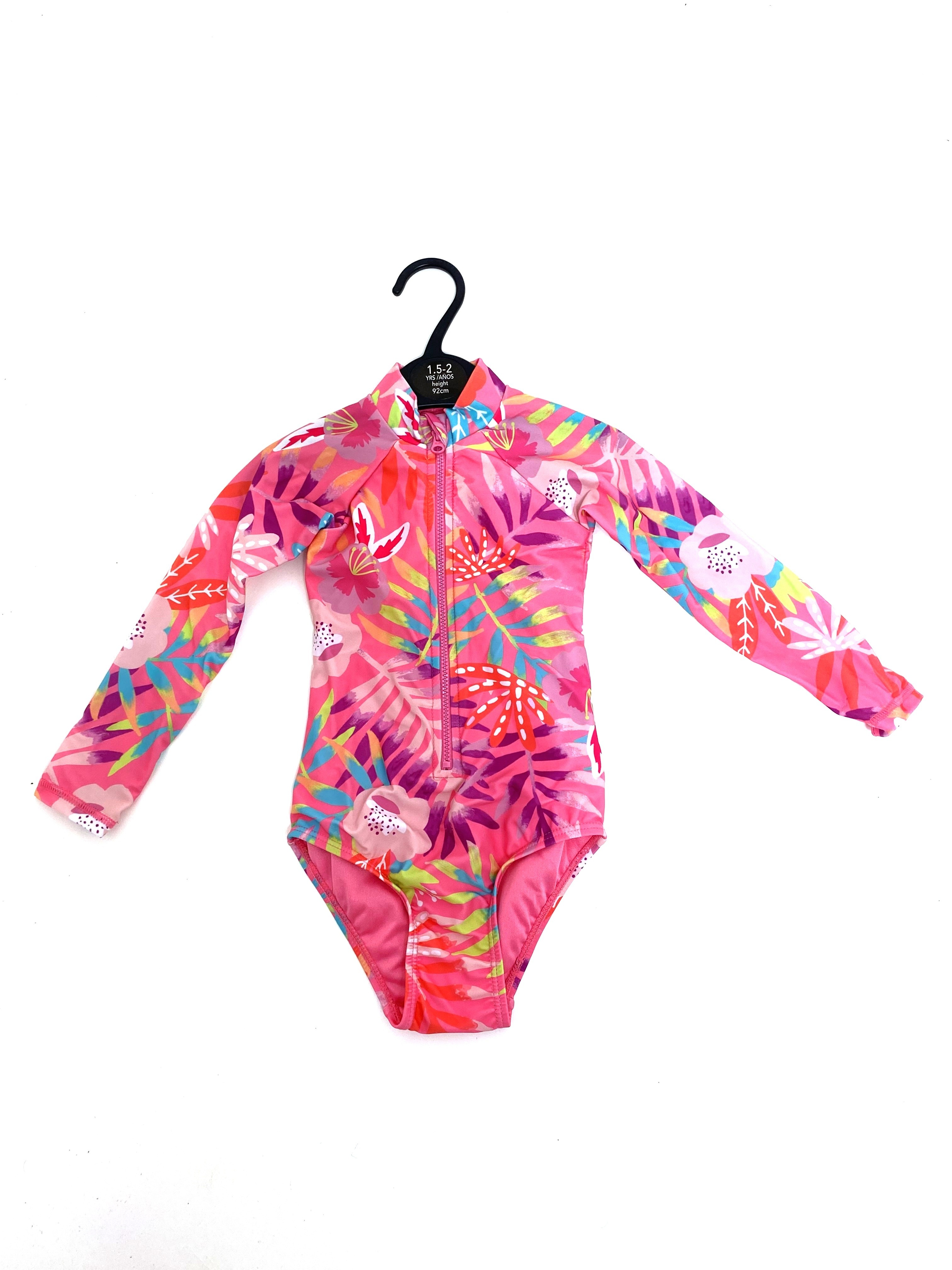 Ex Store 'Tropical' Girls Swimsuit PACK OF 10