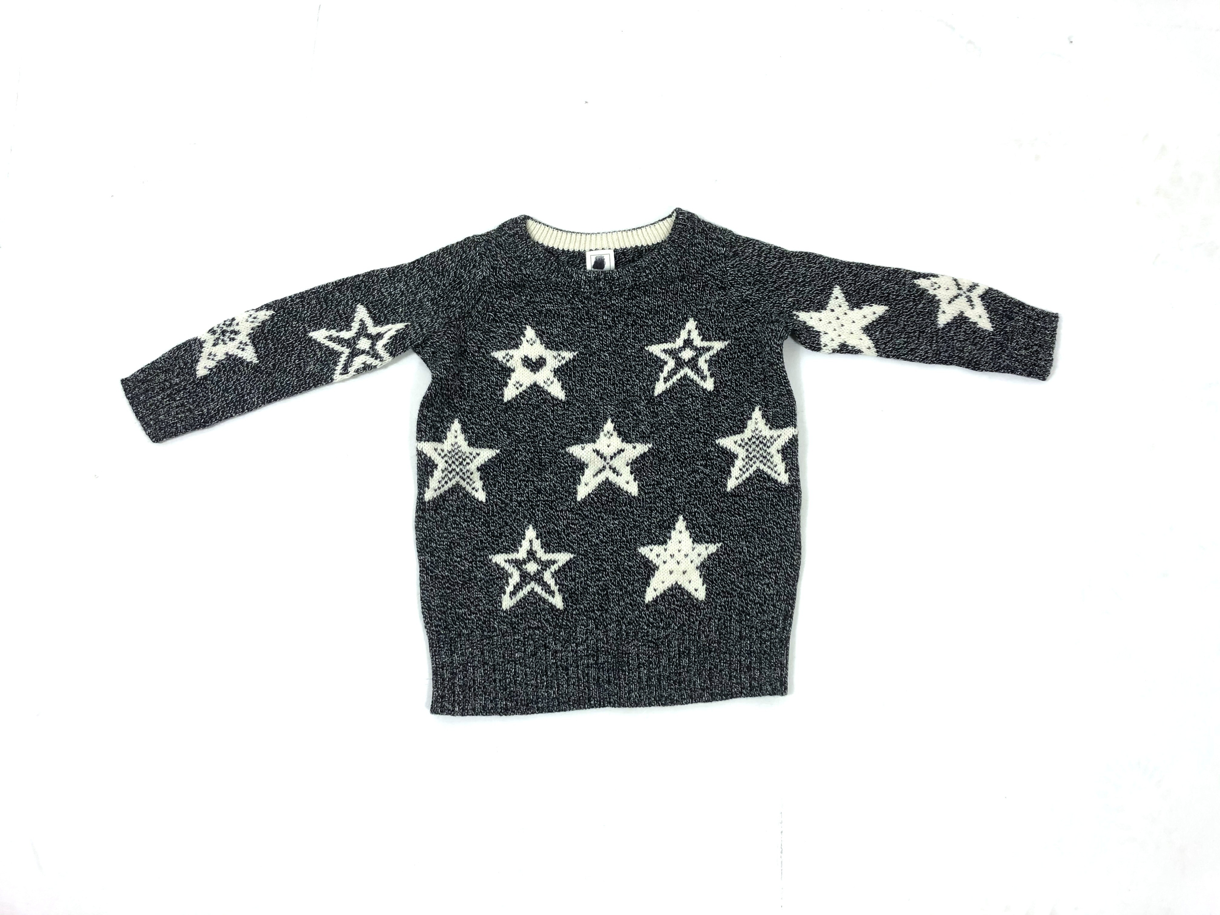 Ex Store ''Star' Girls Knitted Jumper PACK OF 10