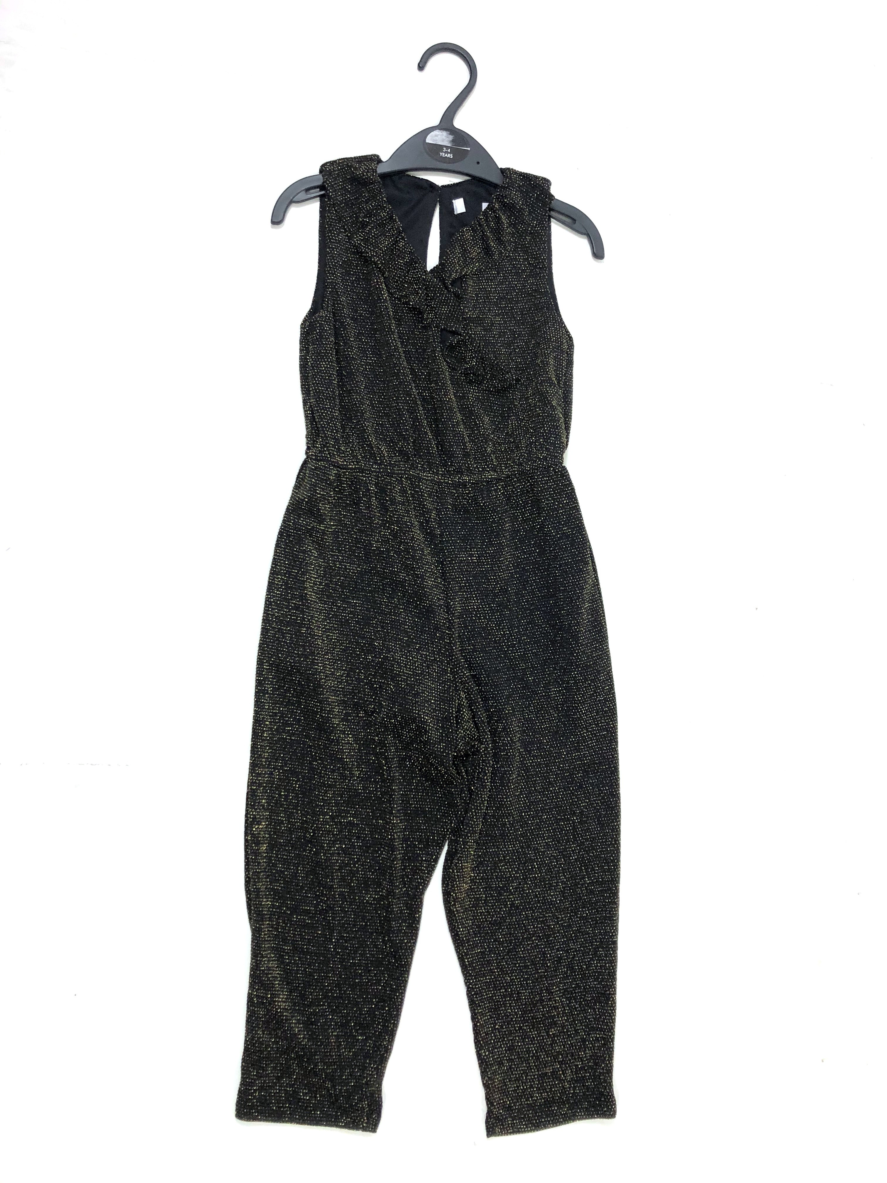 Ex Store Girls Jumpsuit PACK OF 9