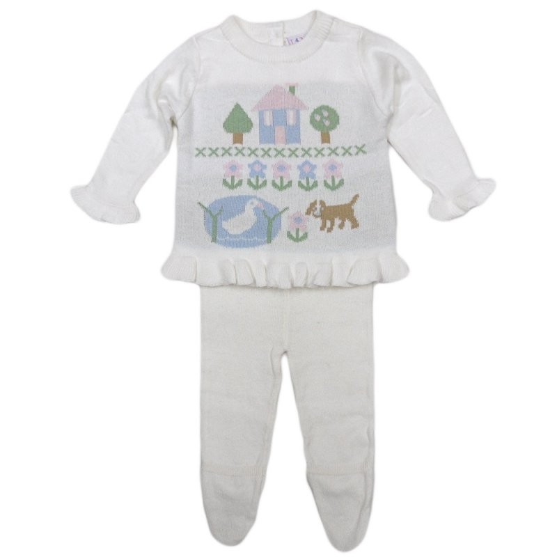 Lily & Jack Baby Girls Knitted Set PACK OF 6