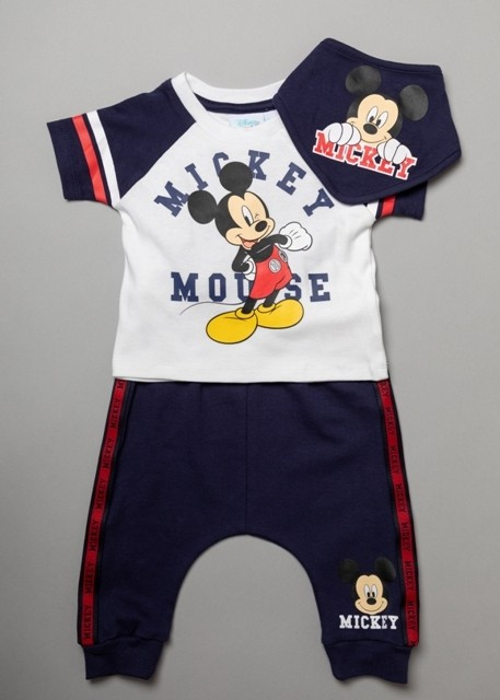 Disney Baby 'Mickey Mouse' Baby Boys Set PACK OF 6