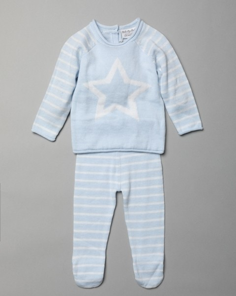 Rock a Bye Baby Boutique Baby Boys Knitted Set PACK OF 6
