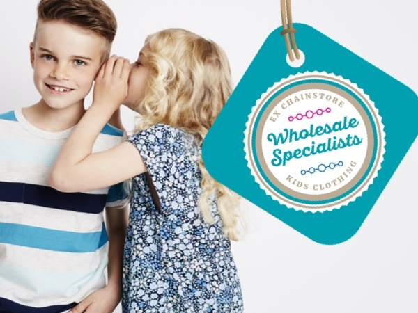 Wholesale specialists in kids ex-chainstore clothing
